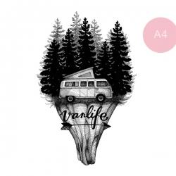 Vanlife - A4